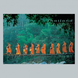 MONKS RECEIVE 1